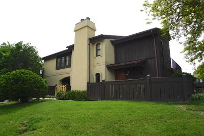 Greenfield Condo/Townhouse Active Contingent With Offer: 5282 S Somerset Ln