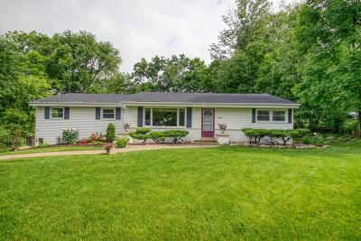 Waukesha County Single Family Home For Sale: 14330 Forest View Ln