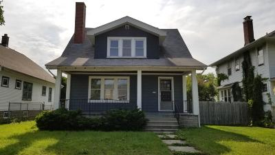 West Allis Single Family Home Active Contingent With Offer: 1435 S 58th St