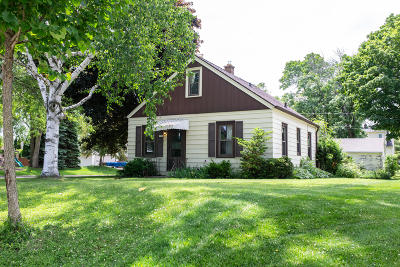 Single Family Home For Sale: 5591 S 42nd St