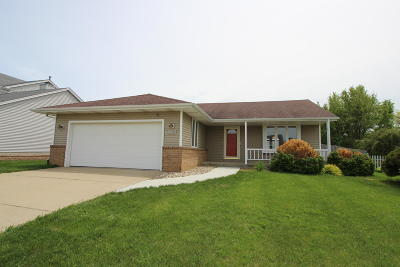 Racine County Single Family Home For Sale: 8709 Camelot Trce