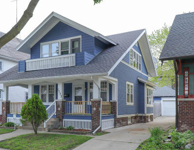 Racine Single Family Home For Sale: 1733 Park Ave