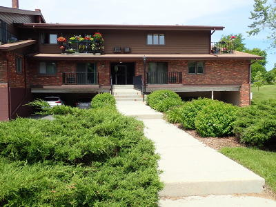 Milwaukee County Condo/Townhouse Active Contingent With Offer: 3965 S 84th St #4