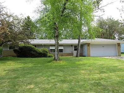 Milwaukee County Single Family Home For Sale: 3511 5th Ave