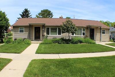 Sheboygan Condo/Townhouse Active Contingent With Offer: 114 Lincoln Ave