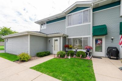 Racine County Condo/Townhouse For Sale: 1118 S Sunnyslope Dr #C4