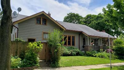 Milwaukee Single Family Home For Sale: 2192 N 57th St