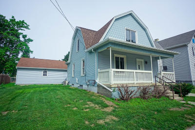 Watertown Single Family Home For Sale: 504 S 7th St