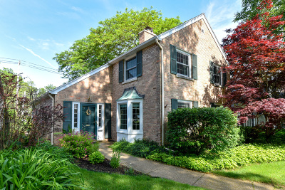 Whitefish Bay Single Family Home Active Contingent With Offer: 5937 N Berkeley Blvd