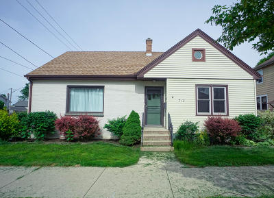 Watertown Single Family Home For Sale: 710 S 3rd St