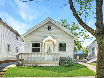 Sheboygan Single Family Home Active Contingent With Offer: 1429 Virginia Ave