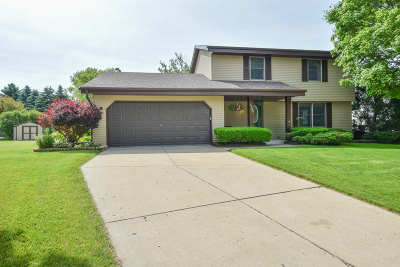 Waukesha County Single Family Home For Sale: 1705 Robin Ct