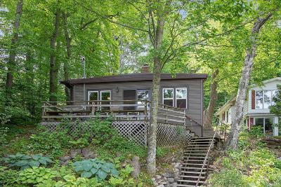 Plymouth Single Family Home Active Contingent With Offer: W5617 Wehmeyer St