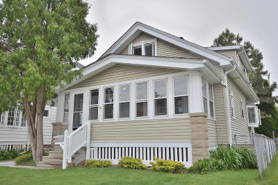Milwaukee County Single Family Home For Sale: 1939 S 83rd Street