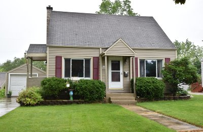 Menomonee Falls Single Family Home Active Contingent With Offer: W164n8478 Hiawatha Ave