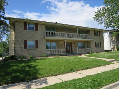 Milwaukee Multi Family Home For Sale: 8613 W Fond Du Lac Ave