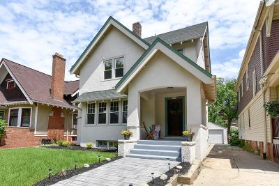 Milwaukee County Single Family Home For Sale: 1730 N 48th St
