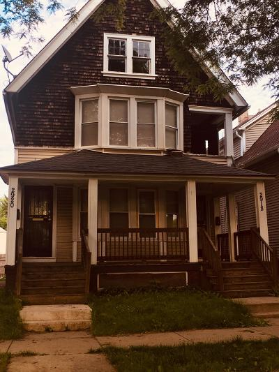 Milwaukee Two Family Home For Sale: 2918 N Richards #2920