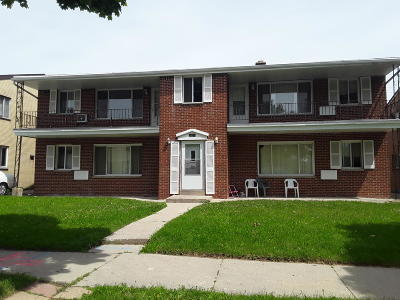 Milwaukee Multi Family Home For Sale: 6328 W Kaul Ave
