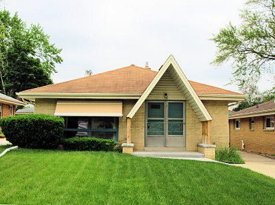 Single Family Home For Sale: 4134 N 95th St