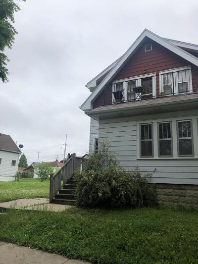 Milwaukee Two Family Home For Sale: 4047 N 6th #A