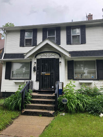 Milwaukee, Waukesha, Wauwatosa, Menomonee Falls, New Berlin, Butler, Pewaukee, Glendale, Bayside, Shorewood, Oak Creek, Greendale, Hales Corners, Elm Grove Single Family Home For Sale: 3602 N 2nd St