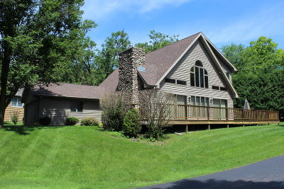 Delavan Single Family Home Active Contingent With Offer: 1512 Windtree Ln