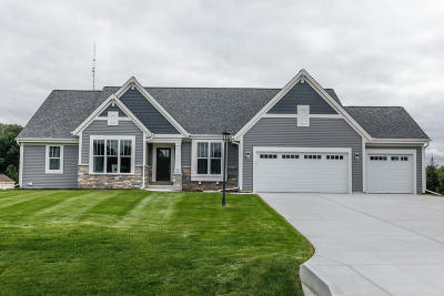 Waukesha Single Family Home For Sale: S39w22175 Timm Dr