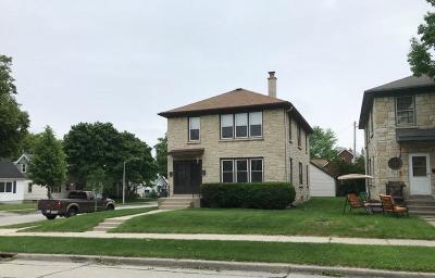 West Allis Two Family Home Active Contingent With Offer: 806 S 87th St #808