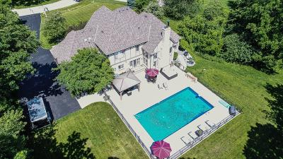 Waukesha Single Family Home Active Contingent With Offer: W248s6036 Deerfield Cir