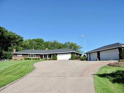 Lake Geneva Single Family Home For Sale: N1606 Reedsville Dr