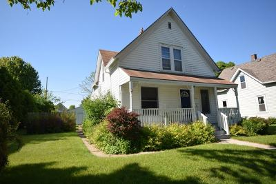 Port Washington Single Family Home Active Contingent With Offer: 443 W Michigan St