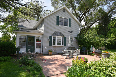 Mequon Single Family Home Active Contingent With Offer: 11219 N Farmdale Rd