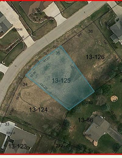 Lake Mills Residential Lots & Land Active Contingent With Offer: Lt35 Bridle Path