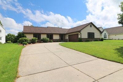 Franklin Single Family Home Active Contingent With Offer: 5531 W Beacon Hill Dr