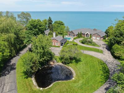 Racine County Single Family Home For Sale: 5357 Hunt Club Rd