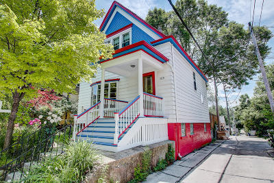 Milwaukee Single Family Home Active Contingent With Offer: 1019 E Idaho St