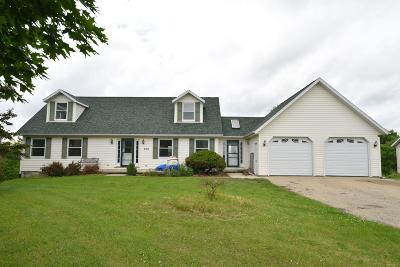 Mayville Single Family Home Active Contingent With Offer: 305 Cardinal Cir