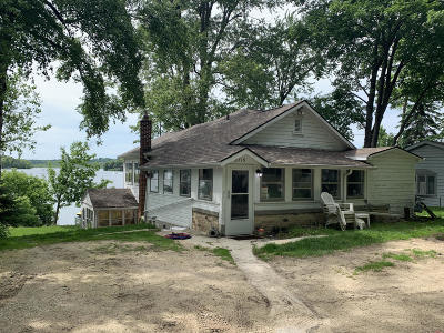 West Bend Single Family Home For Sale: 3719 Cty Hwy Nn