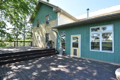 Watertown Single Family Home For Sale: W4451 River Rd