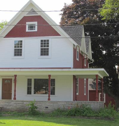 Sharon Single Family Home For Sale: 173 S Baldwin