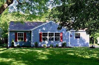 Brookfield Single Family Home Active Contingent With Offer: 1150 Garvens Ave