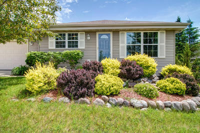 Hartford Single Family Home Active Contingent With Offer: 1524 Oriole Dr