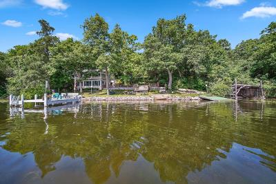 Single Family Home For Sale: W305s10489 Travers Island
