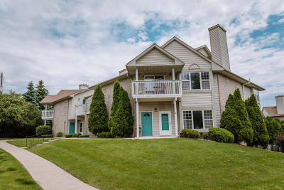 Wauwatosa Condo/Townhouse Active Contingent With Offer: 11200 W Gilbert Ave #G