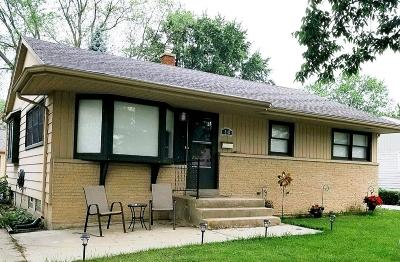 West Allis Single Family Home Active Contingent With Offer: 10143 W National Ave