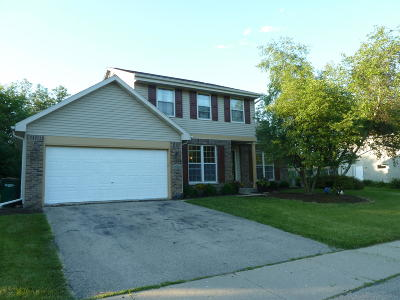 Fort Atkinson WI Single Family Home Active Contingent With Offer: $235,000