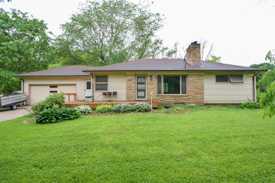 Muskego Single Family Home Active Contingent With Offer: W148s6561 Brookside Dr