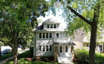 Shorewood WI Two Family Home For Sale: $410,000