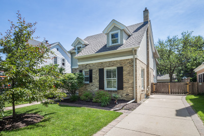 Whitefish Bay Single Family Home Active Contingent With Offer: 5568 N Kent Ave
